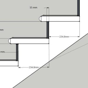 Лестница в доме. Тонкости изготовления и установки.